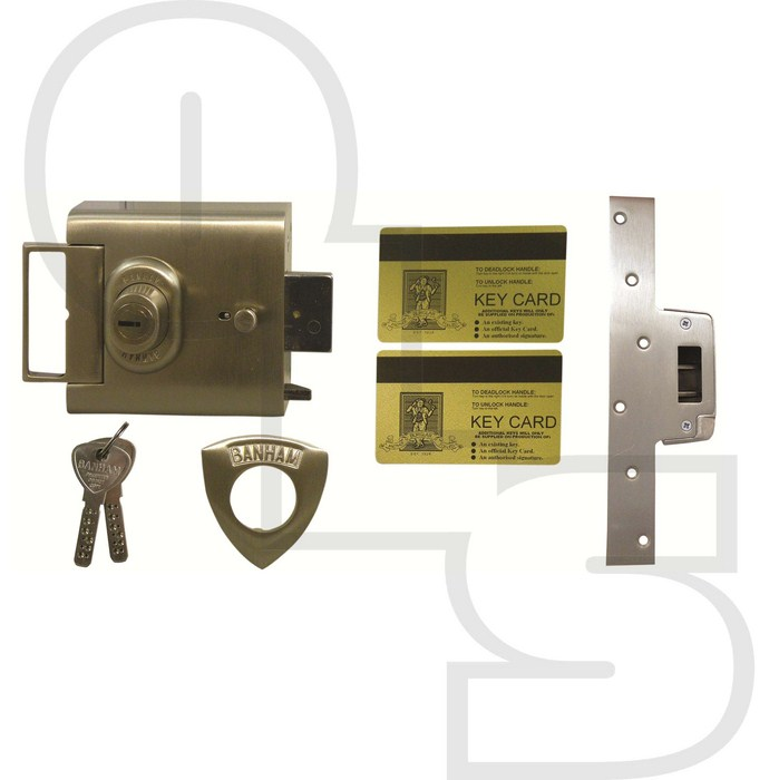 Banham L2000 High Security Nightlatch